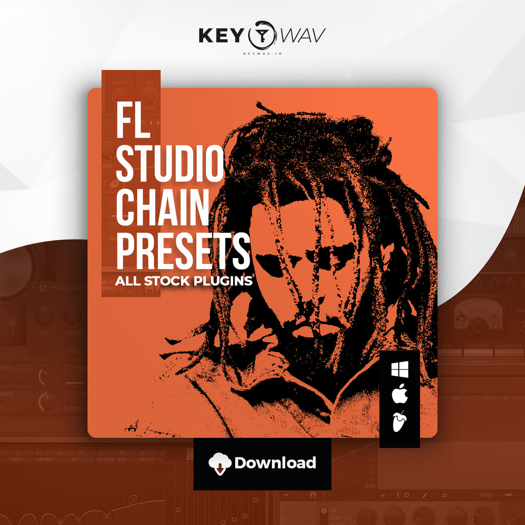 J. Cole Type FL STUDIO Vocal Chain Preset