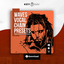 Load image into Gallery viewer, J. Cole Type WAVES Vocal Chain Preset