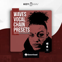 Load image into Gallery viewer, Lil Skies Type WAVES Vocal Chain Preset