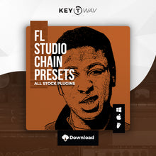 Load image into Gallery viewer, NBA YoungBoy Type FL STUDIO Vocal Chain Preset
