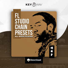 Load image into Gallery viewer, PARTYNEXTDOOR Type FL STUDIO Vocal Chain Preset