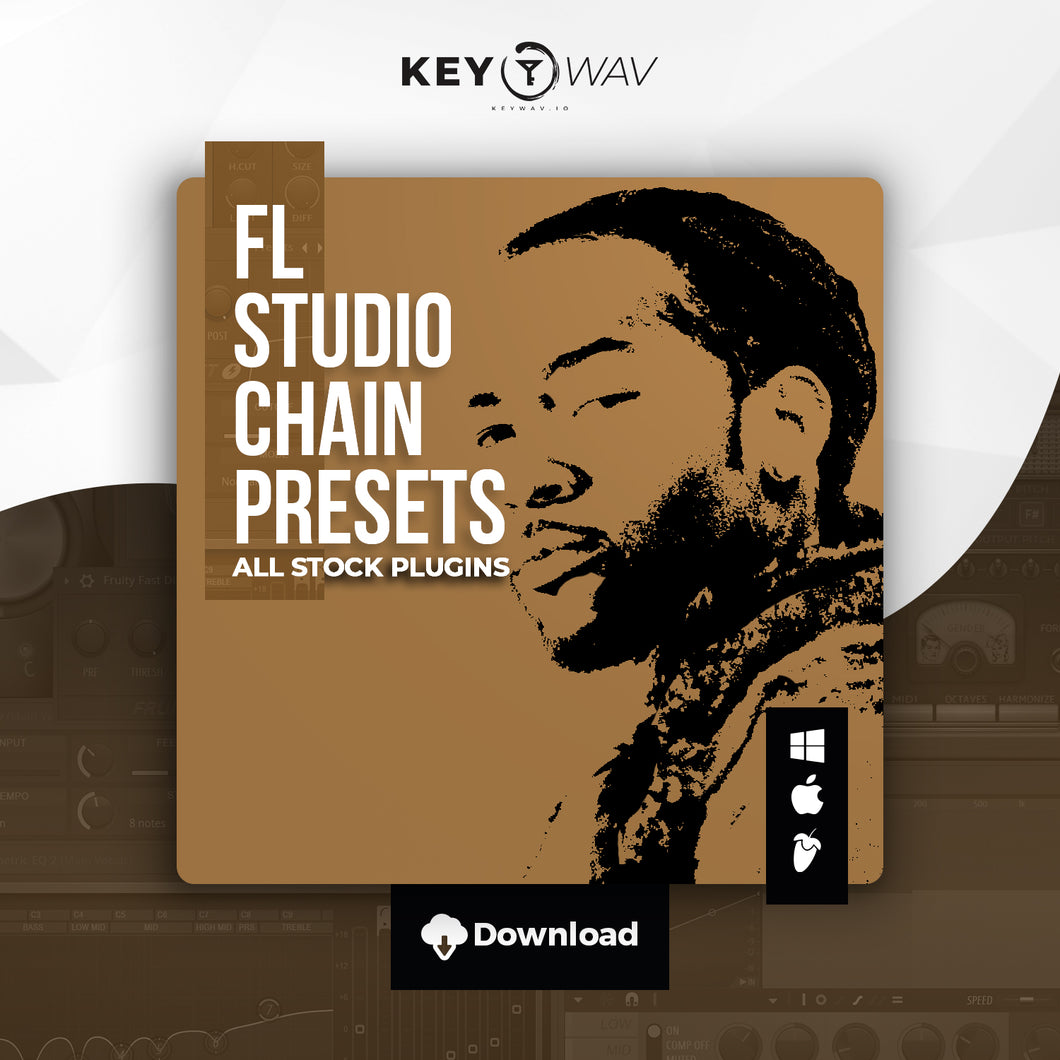 PARTYNEXTDOOR Type FL STUDIO Vocal Chain Preset