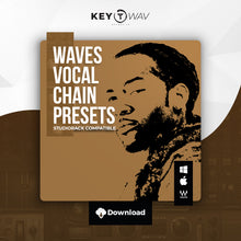 Load image into Gallery viewer, PartyNextDoor Type WAVES Vocal Chain Preset