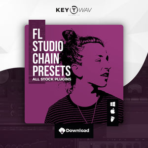 Yung Pinch Type FL STUDIO Vocal Chain Preset