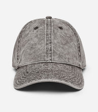 Load image into Gallery viewer, Vintage Cotton Twill Cap - front view