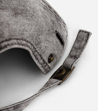 Load image into Gallery viewer, Vintage Cotton Twill Cap - Snap Closure
