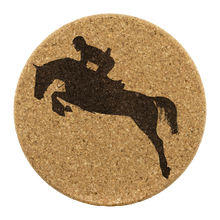 Load image into Gallery viewer, Cork Coasters: Jumper Form - Genuine Cork