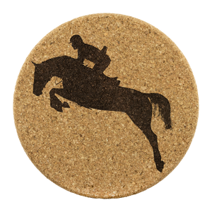 Cork Coasters: Jumper Form - Genuine Cork
