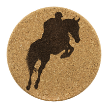 Load image into Gallery viewer, Cork Coasters: Jumper Classic - Real Cork