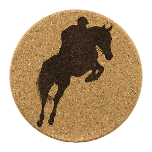 Cork Coasters: Jumper Classic - Real Cork