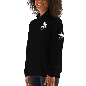 Inspired Equestrian Team - Unisex Hoodie front and side