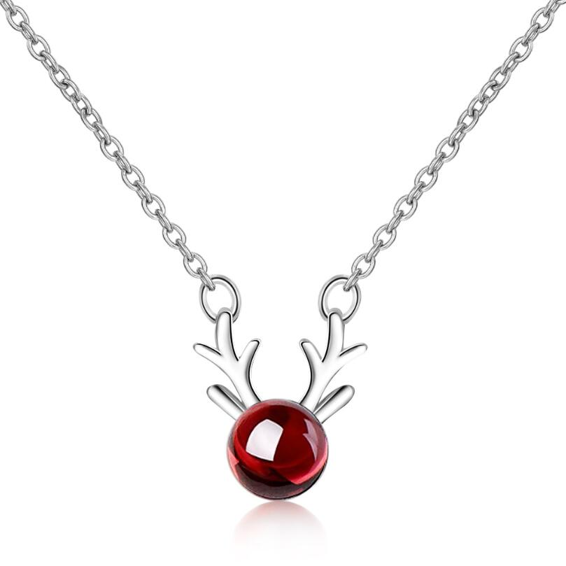 Red Elk Neacklace