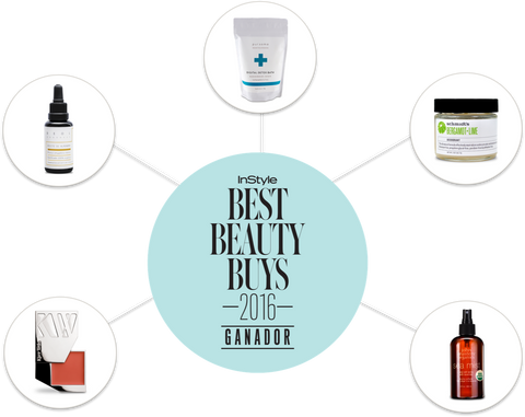 Best Beauty Buys InStyle México 2016