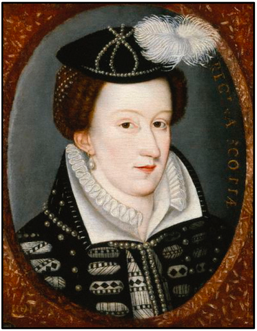 Beauty secrets of Mary Queen of Scots