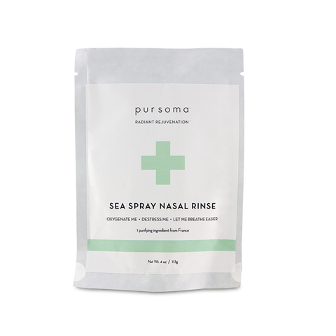 Sea spray nasal rinse - Pursoma
