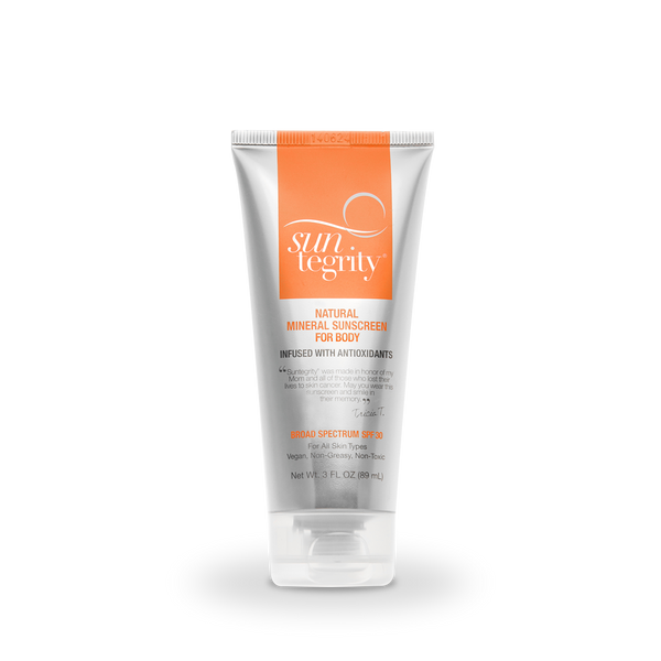Natural Mineral Sunscreen for Body