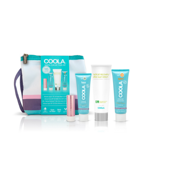 Sun Essentials: Mineral Travel Kit