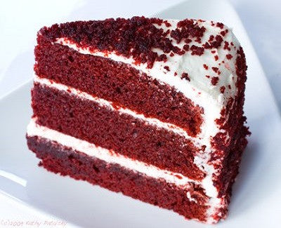 Red velvet s p custom vapors for Easy red velvet cake recipe uk