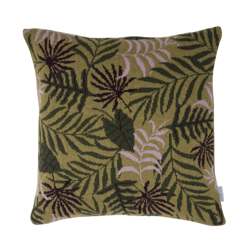 Leif Cushion, Green
