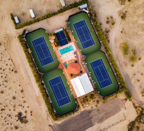 The Courts at Borrego Springs