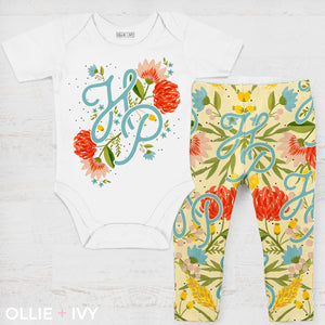 Autumn Harvest Fling Baby Apparel
