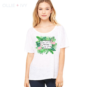 Flocking Fabulous Palms Shirt