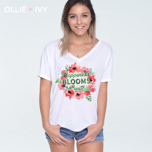 Happiness Blooms Shirt