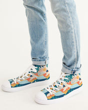 Load image into Gallery viewer, Modern Affinity Men's High-Top Canvas Sneaker
