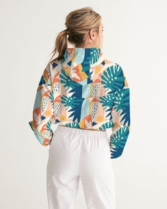 Modern Affinity Cropped Windbreaker