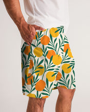 Load image into Gallery viewer, Orange Dream Men's Jogger Shorts