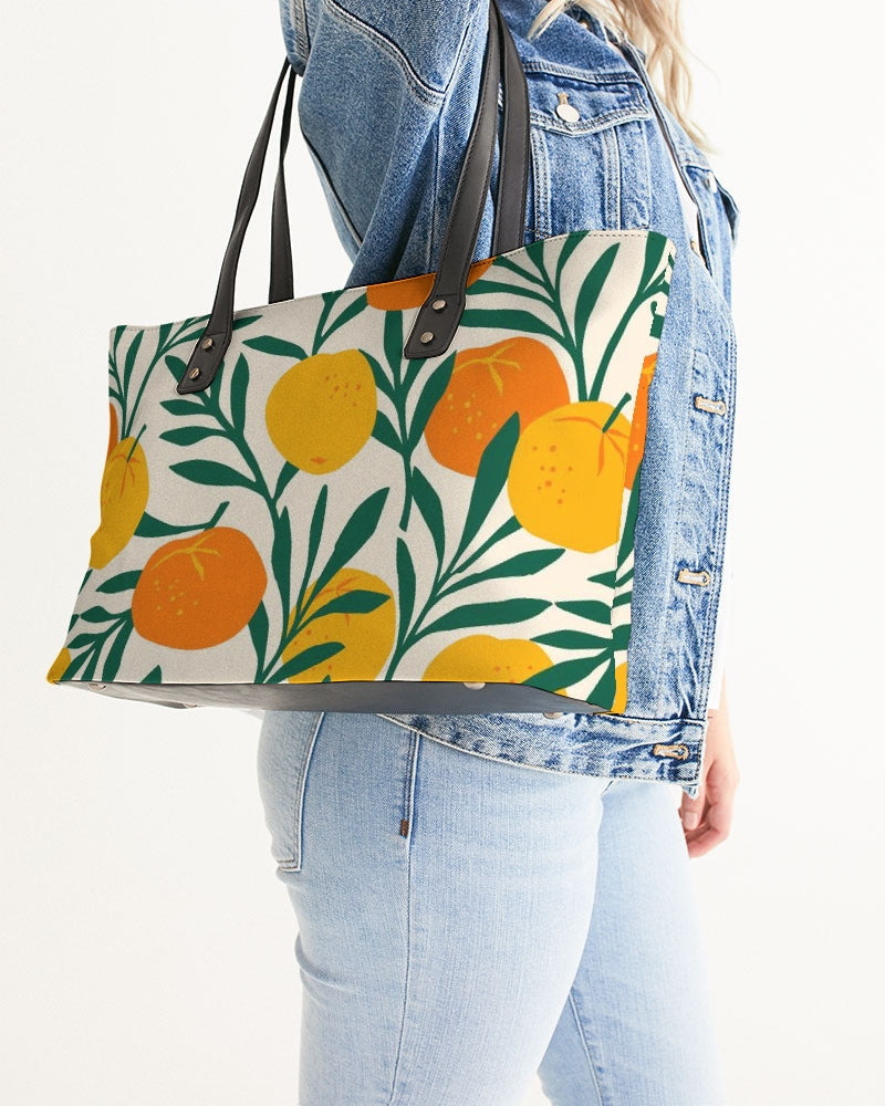 Orange Dream Stylish Tote