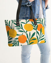 Load image into Gallery viewer, Orange Dream Stylish Tote
