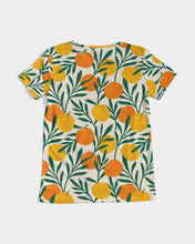 Load image into Gallery viewer, Orange Dream V-Neck Tee