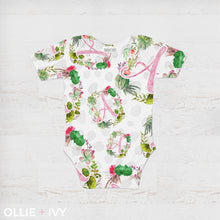 Load image into Gallery viewer, Succulents Galore Baby Onesie