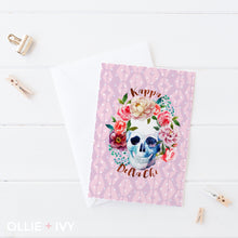 Load image into Gallery viewer, Skull N' Roses