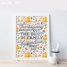Load image into Gallery viewer, Thanksgiving Sentiments