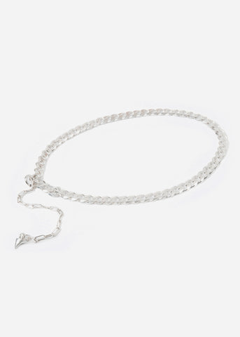 Choker chain 5.5 MM beveled