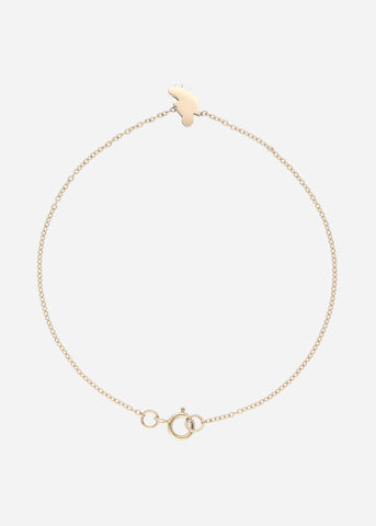 Gallo - Pulsera 14K