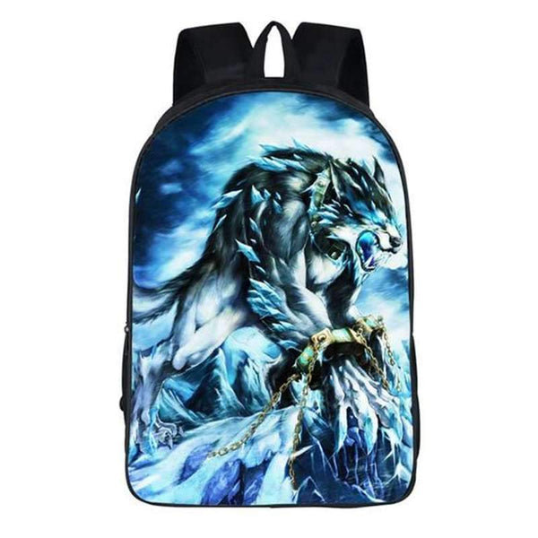 fenrir wolf backpack