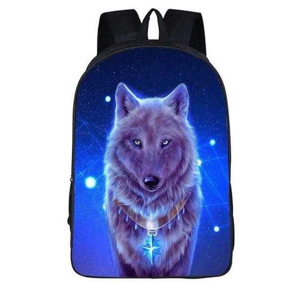 galaxy backpack wolf