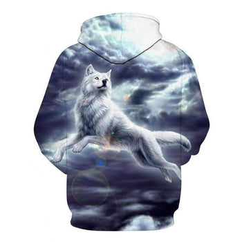 white wolf clothing