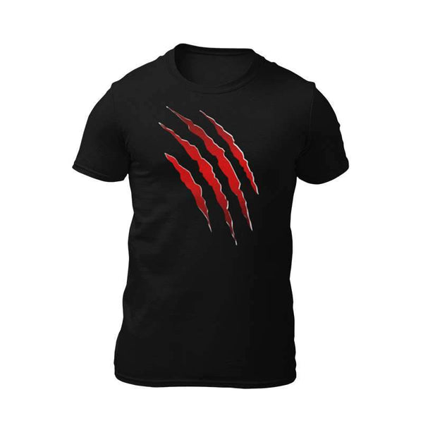 wolf blood t shirt