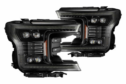 FORD F150 (18-19): ALPHAREX NOVA HEADLIGHTS