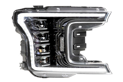 FORD F150 (18-20): XB LED HEADLIGHTS
