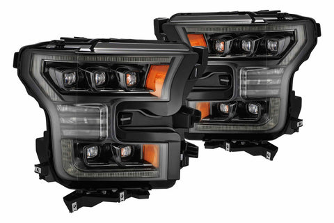 FORD F150 (15-17): ALPHAREX NOVA HEADLIGHTS