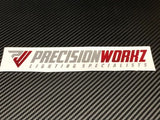 PrecisionWorkz Decal