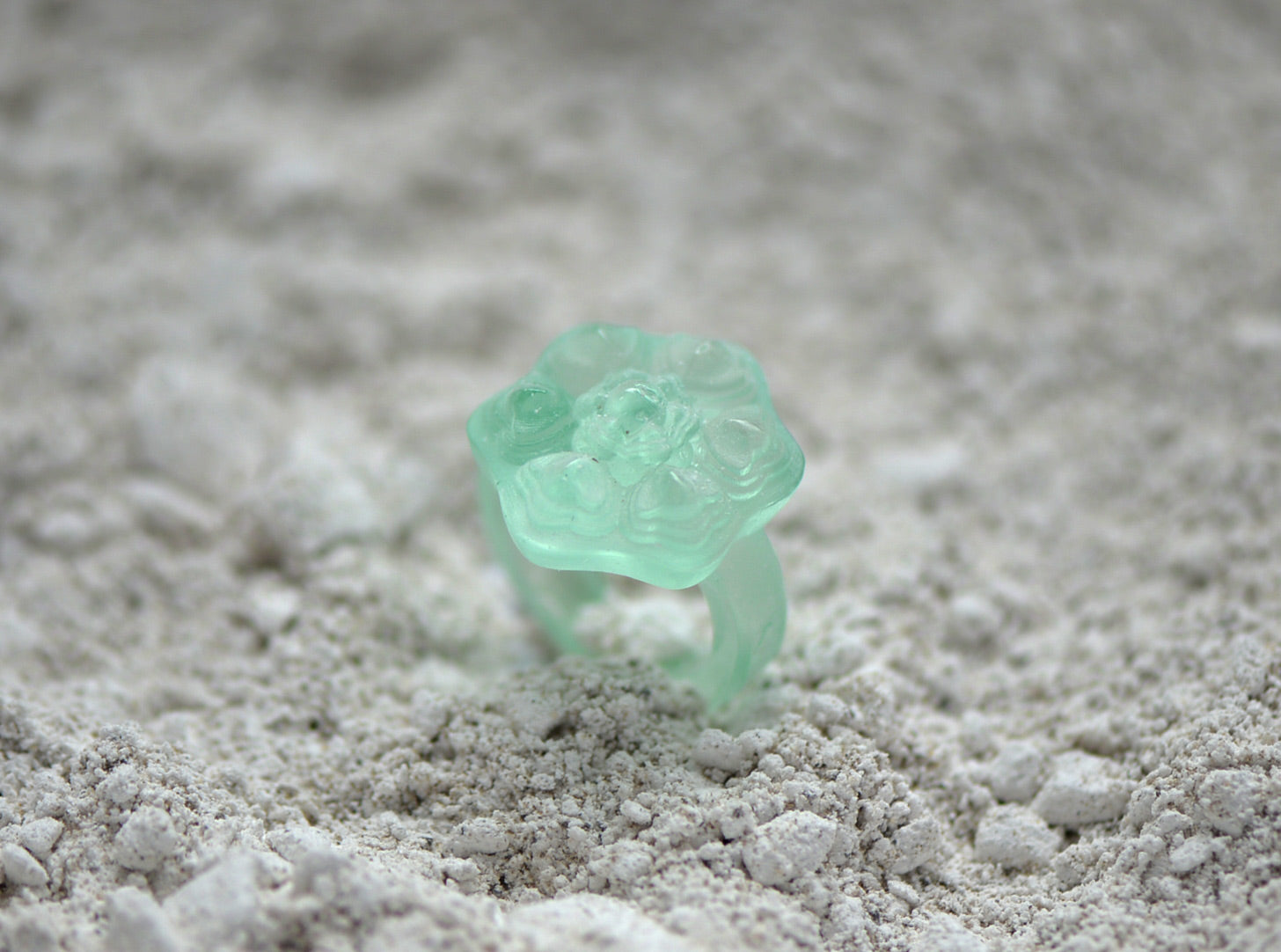 Glass Casting Ring