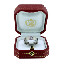 Afbeelding in Gallery-weergave laden, Cartier Ring Love 18K Witgoud