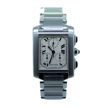 Afbeelding in Gallery-weergave laden, Cartier Tank Francaise