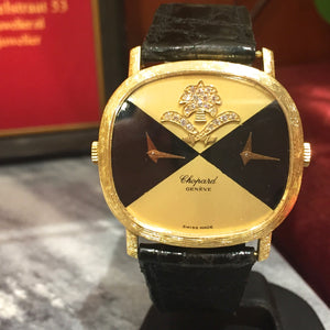 Chopard Dual Time Limited Edition
